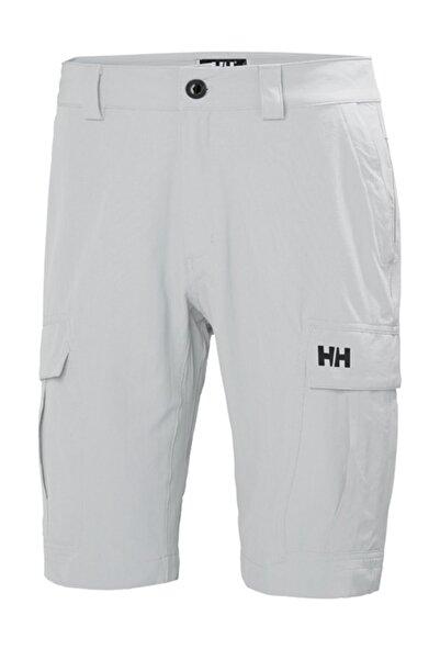 Helly Hansen Erkek Gri Hh Hh Qd Cargo Shorts Iı Şort