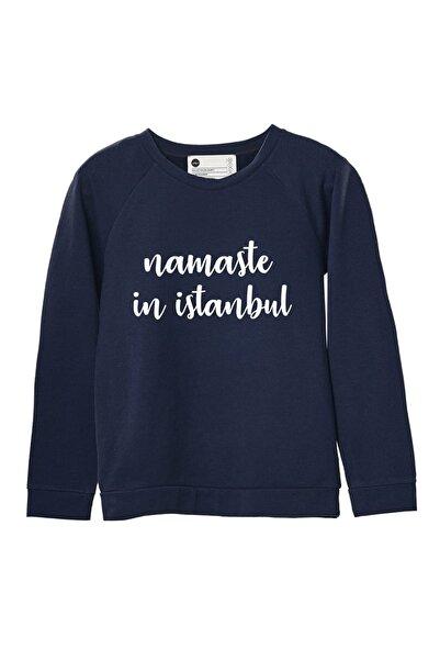 Yoga Zero Namaste in İstanbul Erkek Sweatshirt 3 Huggers