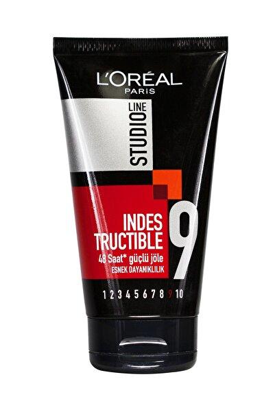 L'Oreal Paris 48 Saat Güçlü Jöle - Studio Line Indestructible 150 ml 3600520921563