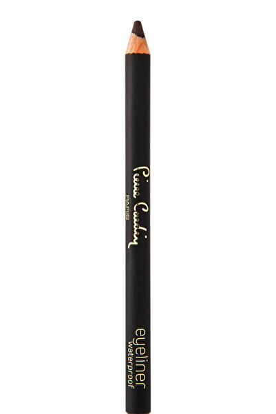 Pierre Cardin Suya Dayanıklı Göz Kalemi - Waterproof Eyeliner Kahverengi 8680570259910