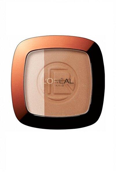 L'Oreal Paris Allık - Glam Bronze Duo Powder No: 101 3600521084694