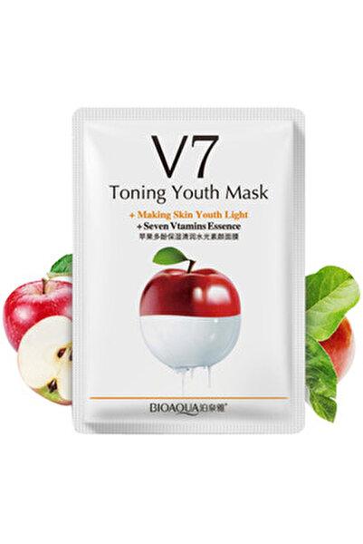 V7 Toning Light Elmalı Sıkılaştırıcı Gençlik Maskesi 30 Gr