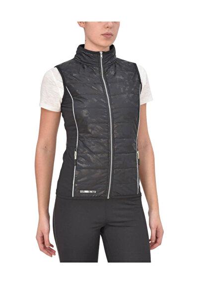 Kinetix Soul Vest Siyah Kamuflaj Rengi Kadın Yelek 100340720