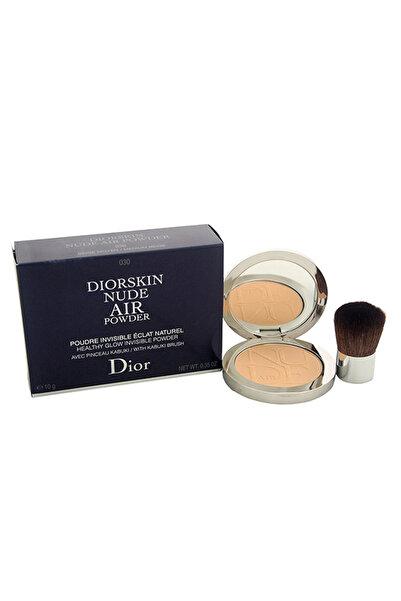 Dior Pudra - Diorskin Nude Air Compact Powder 030 3348901248259