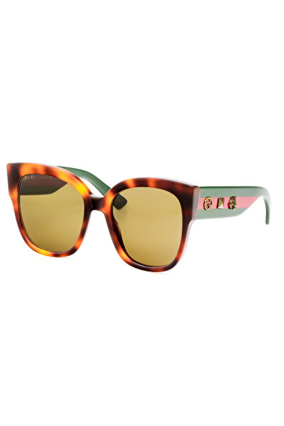 Gucci Gg0059s 002 55 19 Kadın Güneş Gözlüğü
