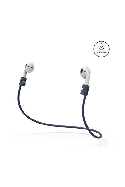 Elago Apple AirPods Kulaklık Askısı Lacivert
