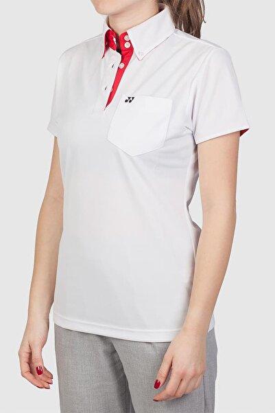 YONEX Kadın Polo T-shirt - Badminton/Tenis T-shirt - YL2200B