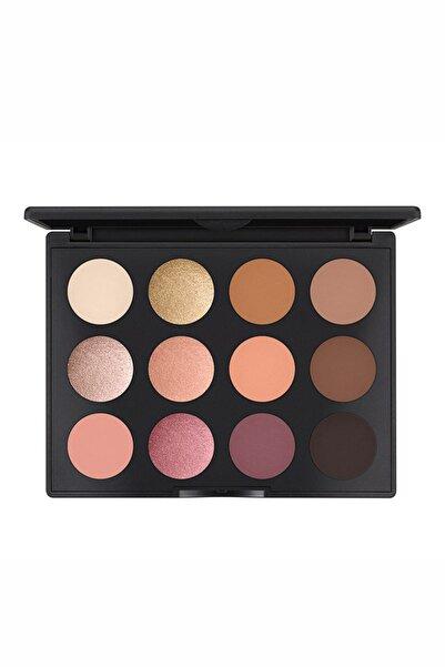 M.A.C Far Paleti - Art Library: Nude Model Eye Shadow Palette 17.2 g 773602543663
