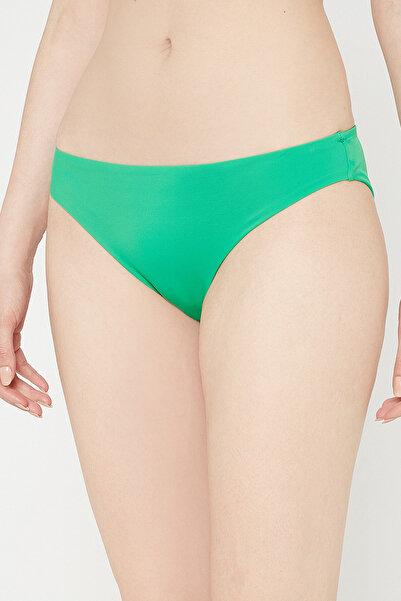 Koton Kadın Yeşil Bikini Altı 7YAK88285BM