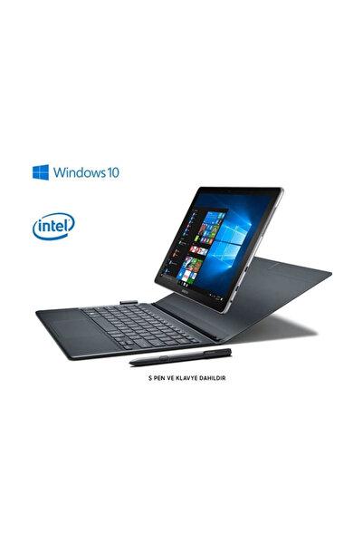"""Samsung Galaxy Book 10.6"""" Wi-Fi (Siyah) SM-W620"""
