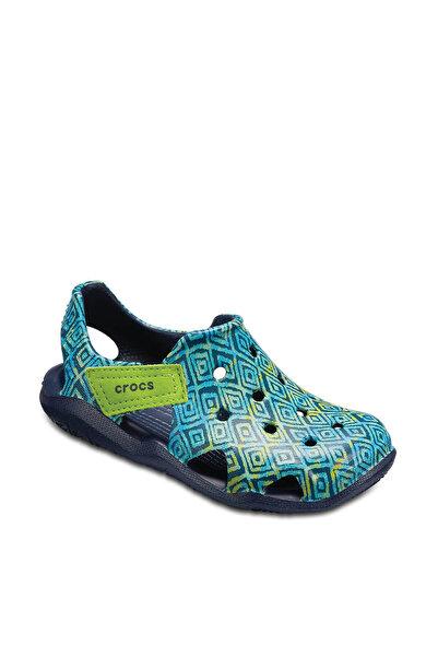Crocs Kids Mavi Unisex Çocuk Sandalet 204990