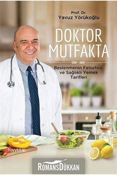 Hayykitap Doktor Mutfakta