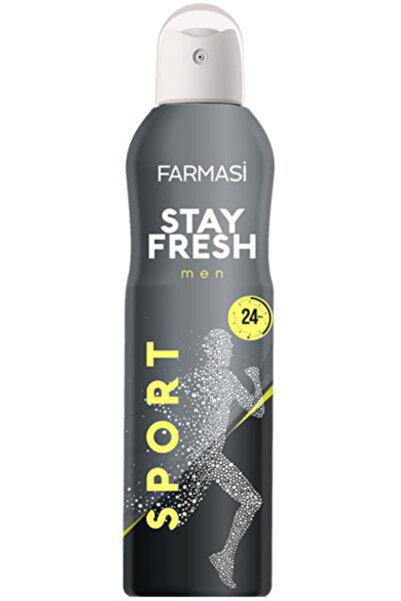 Farmasi Deodorant - Stay Fresh Sport Deodorant Erkek 150 ml 8690131109998