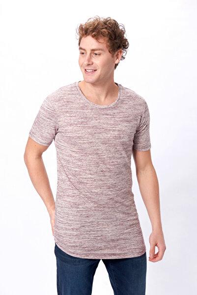 Jack & Jones T-shirt - Hugo Melange Tee SS Crew Neck 12148186