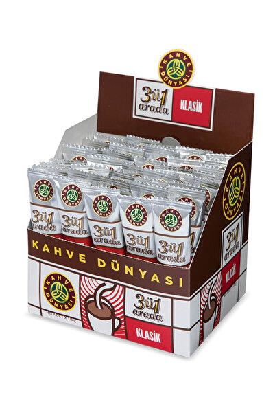 Kahve Dünyası 3ü 1 Arada Klasik 40lı Paket