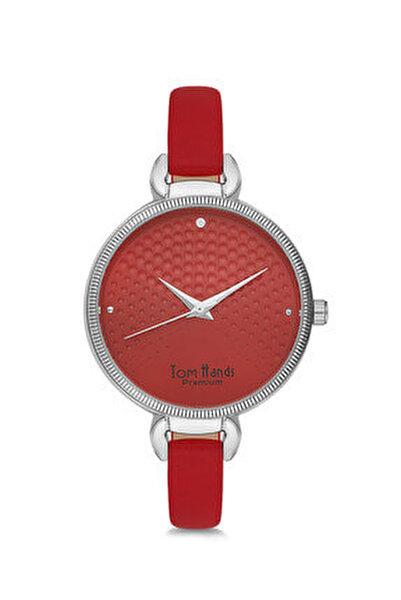 Apl98b1087m23 Kırmızı Kadın Saat 100457033