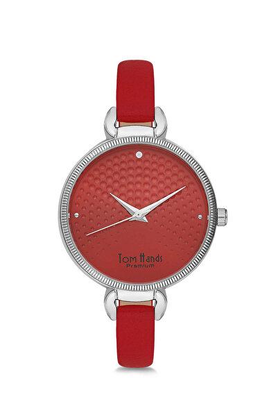 Tom Hands Apl98b1087m23 Kırmızı Kadın Saat 100457033