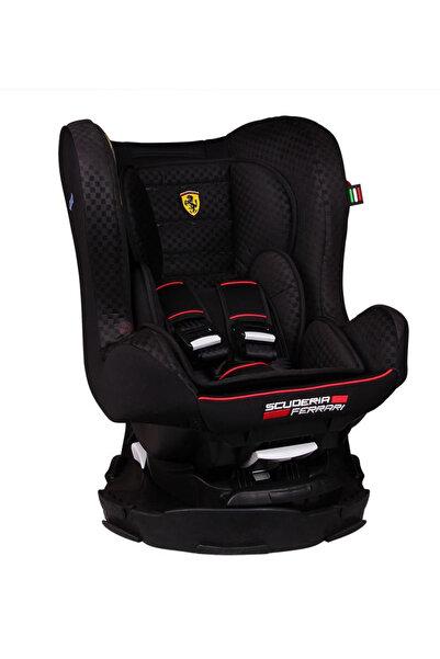 Ferrari Siyah Revo 0-18 Kg 360 Derece Dönebilen Oto Koltuğu /