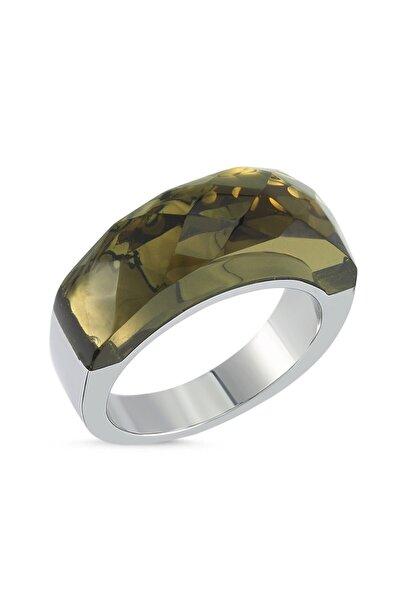 Num Design Kristal Taşlı Yüzük