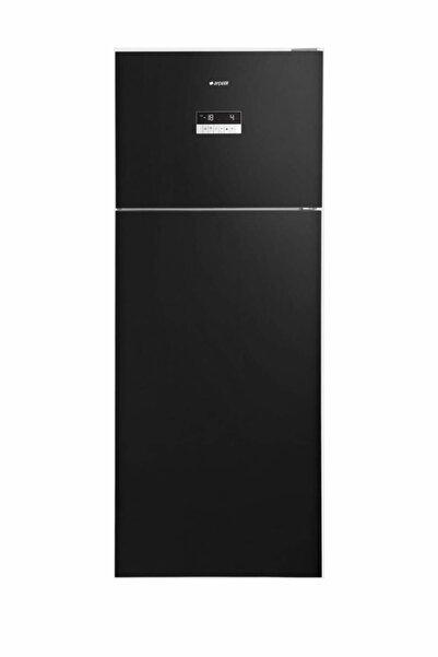 Arçelik 5088 A+++ NFGS No Frost Buzdolabı (Siyah)