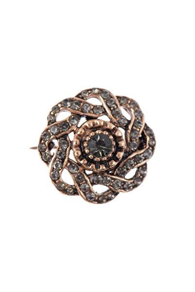 Coquet Accessories Kadın Baroque Broş 19KG1U10M418