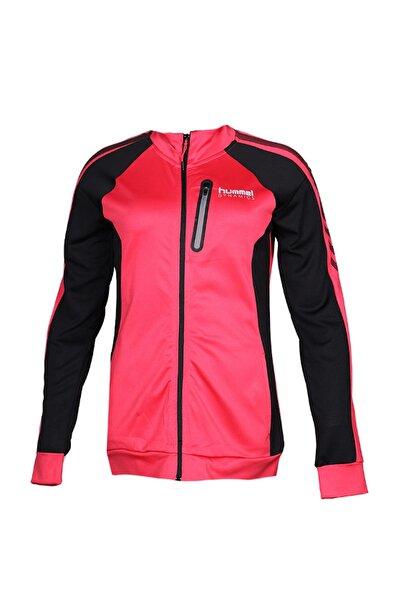 HUMMEL Kadın Sweatshirt Hmlwınka Poly Zıp Jacket