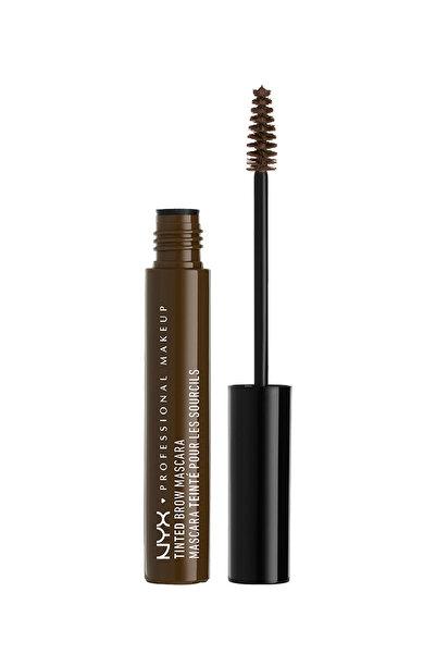 NYX Professional Makeup Kaş Maskarası - Tinted Brow Mascara Espresso 800897832827