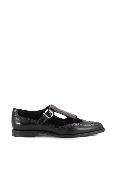Tods Kadın Siyah Casual Ayakkabı 340079