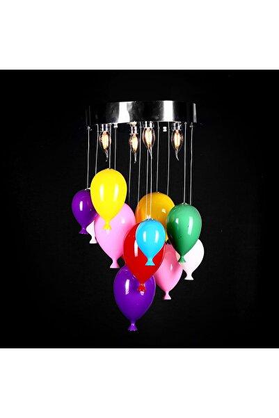 Hiper Yeni Balonlu 12'Li Tepsili
