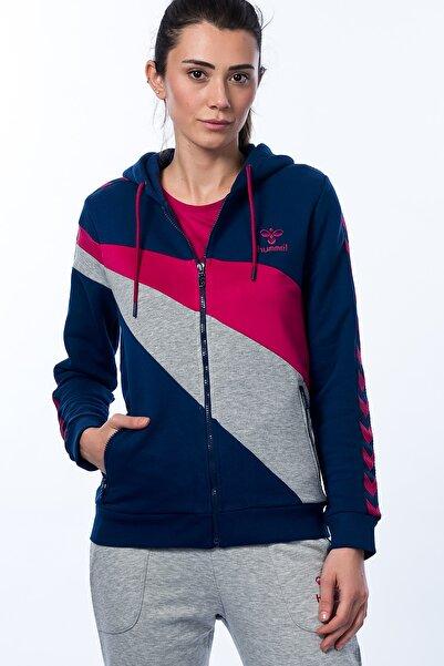 HUMMEL Kadın Sweatshirt Chun Zip Hoodie T37018-7814