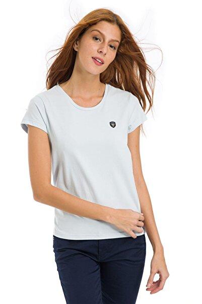 Galvanni Kadın Açık Mavi T-Shirt - Glvsw11250161