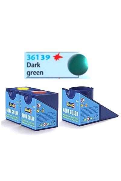 REVELL Aqua Color Mat Koyu Yeşil 18ml-36139