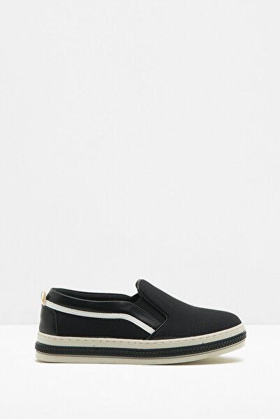 Koton Kadın Siyah Ayakkabı 7KAL21103AA