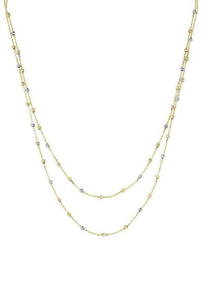 Altınbaş Kadın Altın Kolye KLBR0066-25359