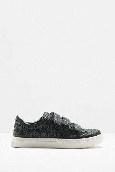 Koton Kadın Siyah Ayakkabı 7KAL21002AA