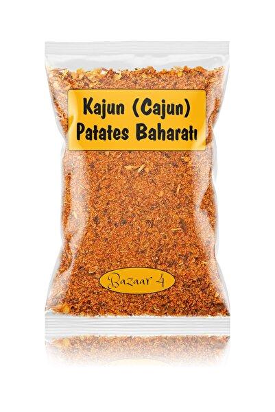 BAZAAR 4 Kajun ( Cajun Seasoning ) Patates Baharatı 135 Gr