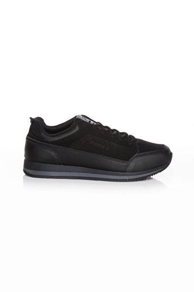 Efem Erkek Siyah Sneaker 19Kasn902004