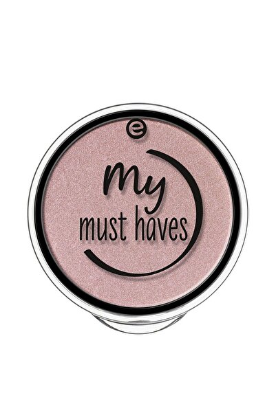 Essence Toz Pudra - My Must Haves Holo Powder 2 2 g 4059729037596