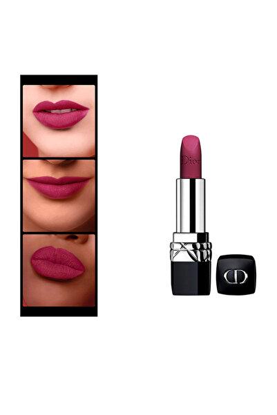 Dior Mat Ruj - Rouge Dior Mat 897 3348901306355