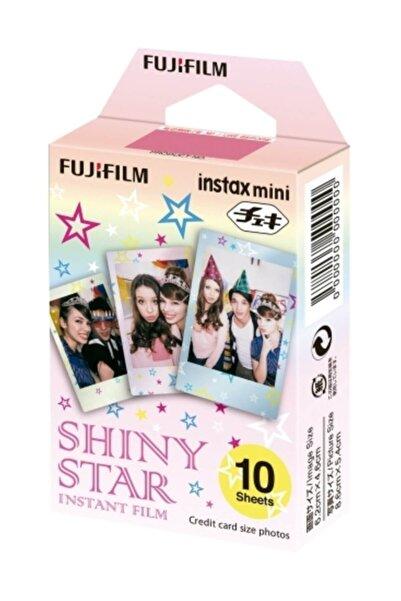 Fujifilm Şipşak Makine Kartuşu- Fotograf Makinası- Film - Carrete Mını 8 Shıny Star /