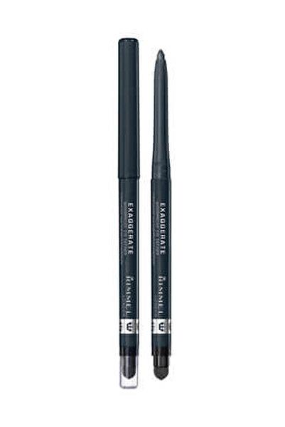Eyeliner - Exaggerate Waterproof Eye Definer Earl Grey 3607347887102