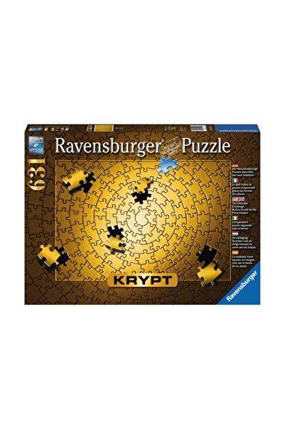 RAVENSBURGER 631 Parçalı Puzzle Krypt Gold-151523