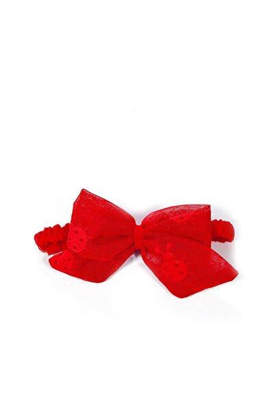 Baby Corner Kırmızı Fiyonk Lohusa Bandı H.J3.5.6.K.X