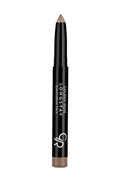 Golden Rose Dayanıklı Kalem Göz Farı - Longstay Eyeshadow Stick No: 01 8691190608019