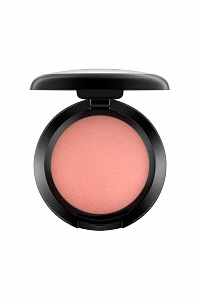 M.A.C Allık - Powder Blush Peaches 6 g 773602037612