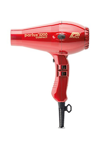Parlux 3200 Profesyonel Fön Makinesi Kırmızı 8021233082023
