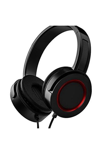 Snopy Discover Kırmızı Güç. Bass   Kulaküstü Kulaklık Sn-401
