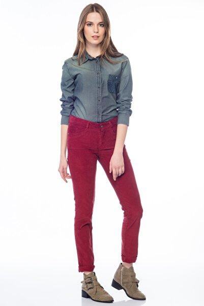 Lee Cooper Kadın Mayra 10 Kadife Pantolon 161 LCF 221011