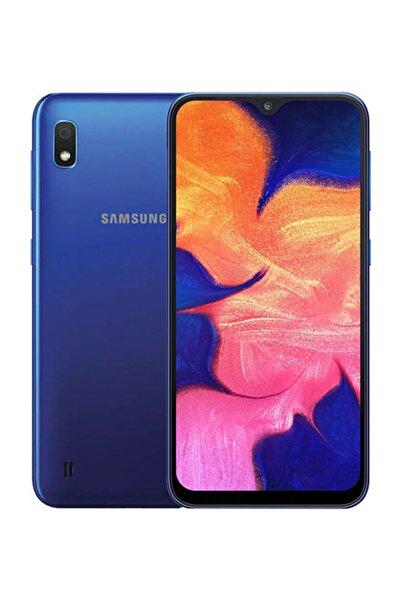 Samsung Galaxy A10 32 GB Çift Hatlı Mavi Cep Telefonu (İthalatçı Garantili)