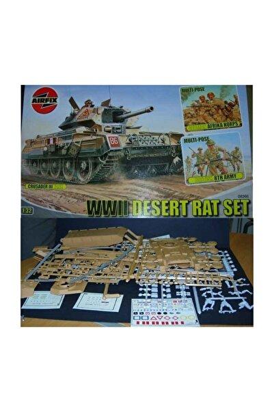Airfix A08366 1/32 WWII DESERT RAT SET
